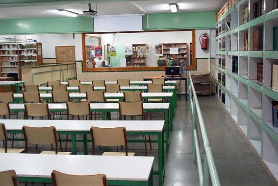 Biblioteca politecnico for Politecnico biblioteca