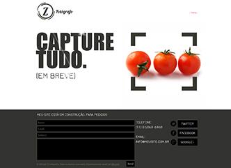 Em Breve - Fotógrafo  Template - Mantenha contato com seus clientes enquanto seu site estiver em construção. Adicione detalhes de contato e algumas belas fotos. Quando estiver pronto crie mais páginas e entre na rede!