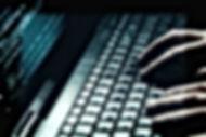 Digitando em um computador