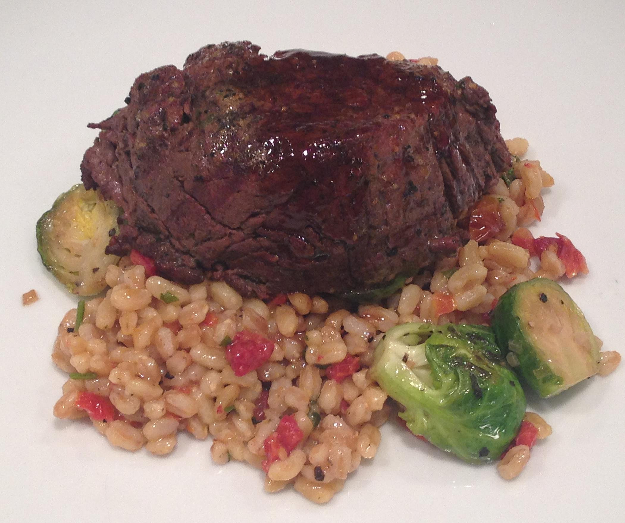 how to cook a whole filet mignon