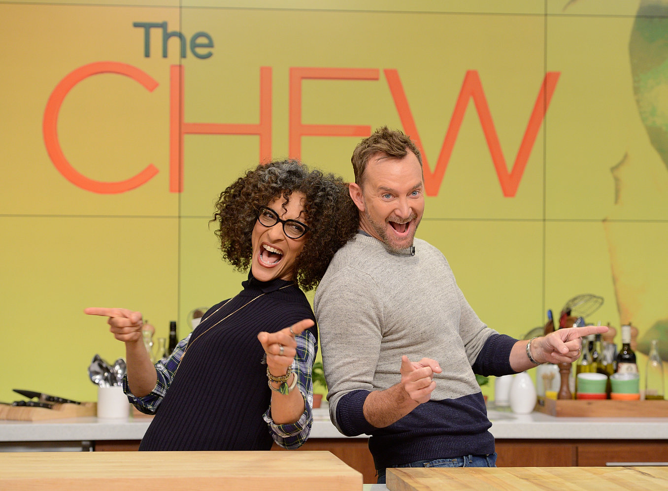 The Chew american chef carla hall's net worth in 2017. know about her books