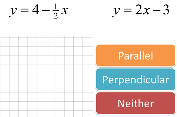 Straight Line Graphs Part 3 Parallel and Perpendicular Lines – Parallel and Perpendicular Lines Worksheets