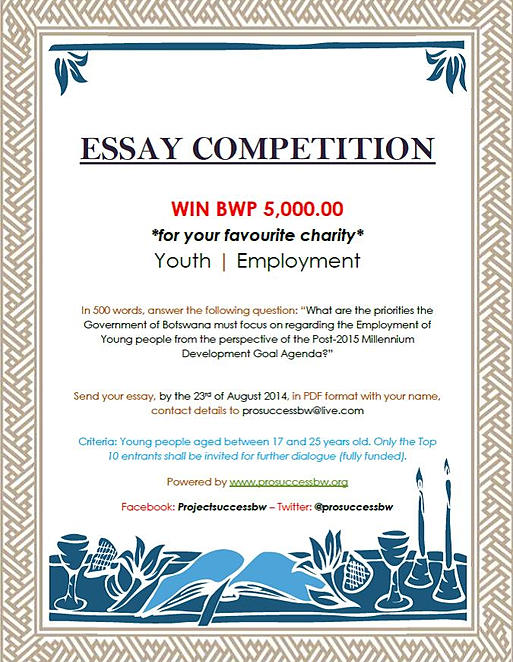 Essay about competition