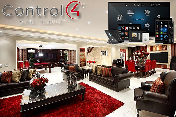 home automation audio visual and security installations in