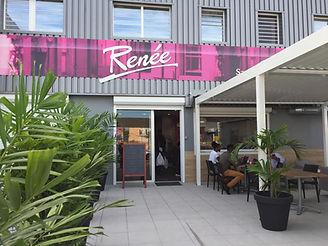 Restaurant Guadeloupe Renée Bergevin