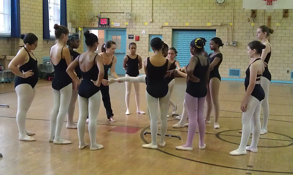 In sight dance company education community dance education programs malvernweather Choice Image