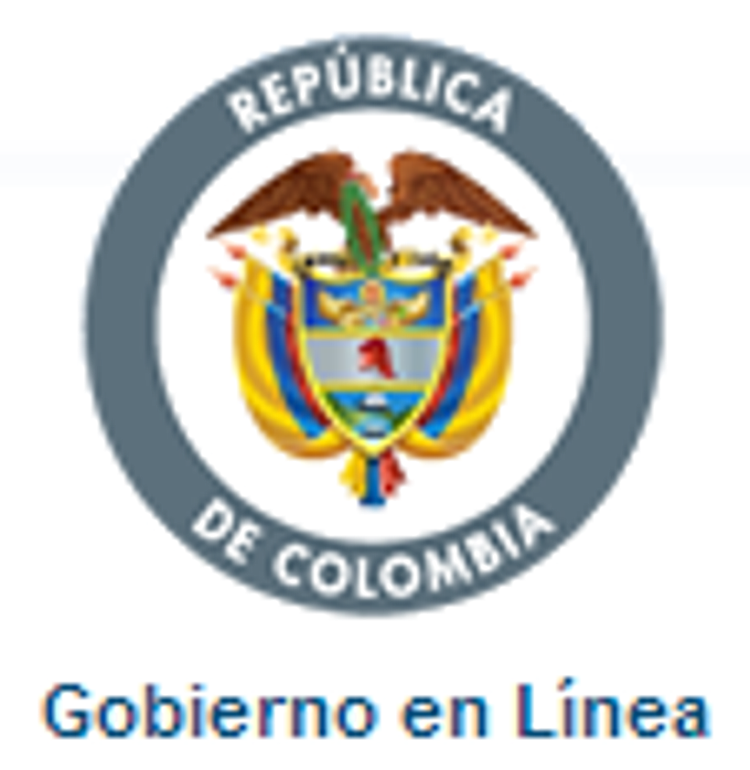 Escudo de Colombia-Gobierno en Linea
