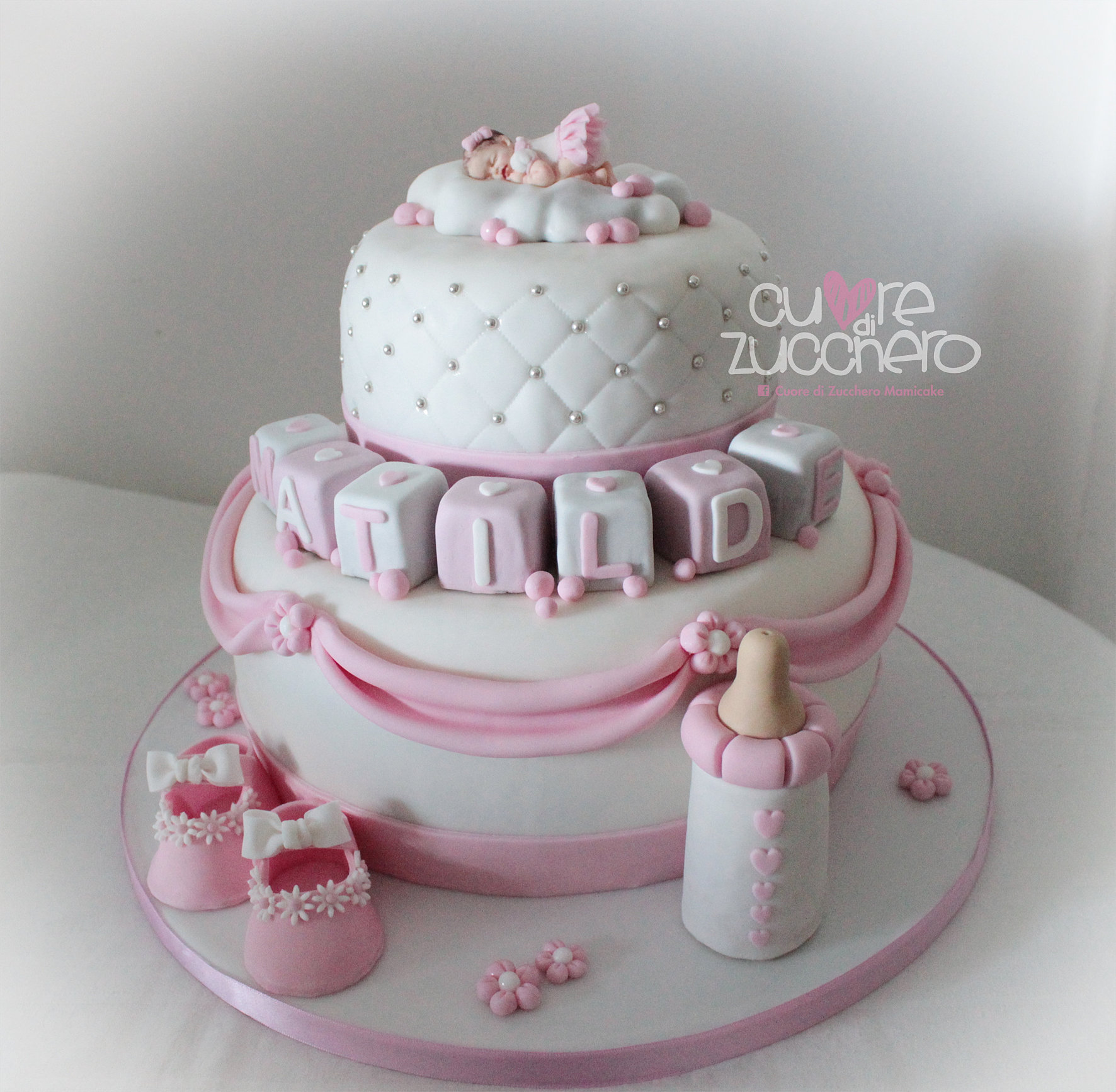Torte Di Benvenuto Bimba Ve32 Regardsdefemmes