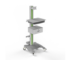 WEIKO health medica instruments hospital technology trolley kart company render pharmacy doctor therapy operation hospital