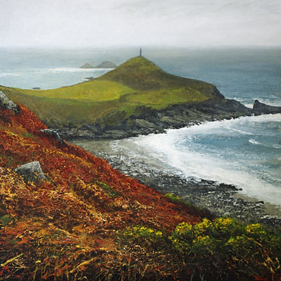 Richard Guy, Artist St Just, Cornwall,