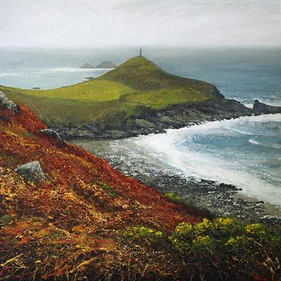 Richard Guy, Artist St Just, Cornwall,