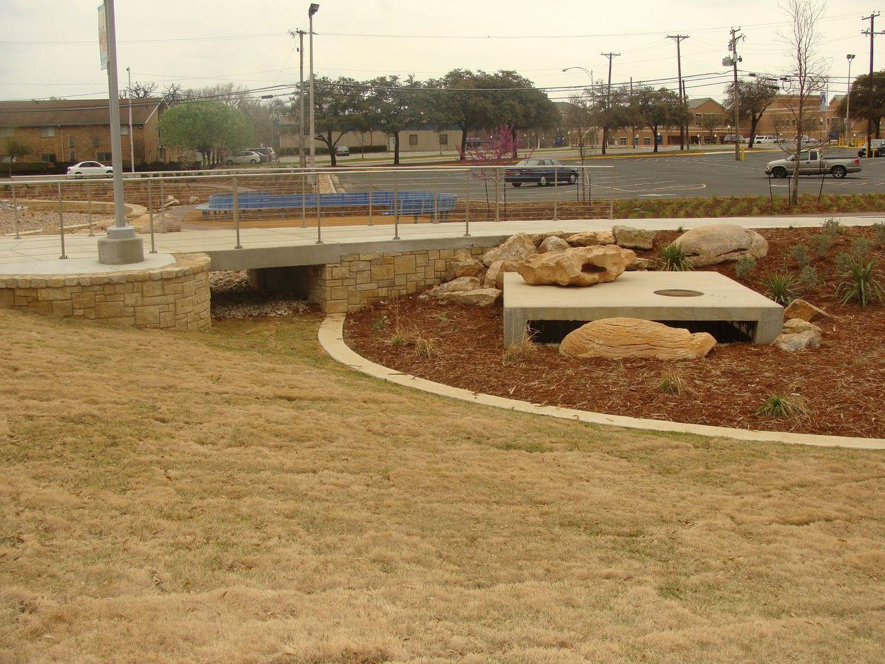 Jakan engineering consulting sevices arlington texas for Detention pond design hec hms