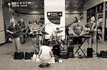 Subway, NYC, 2011