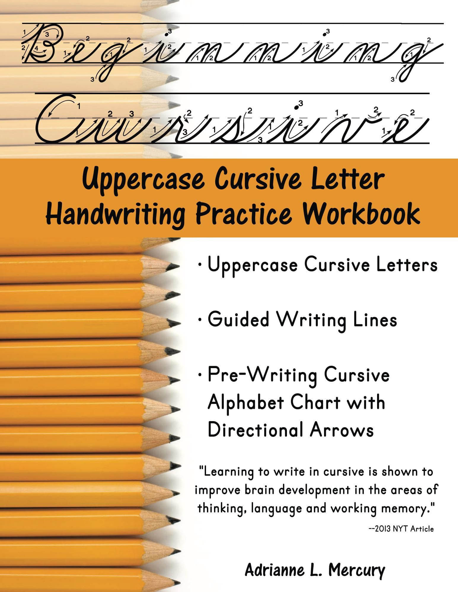 cursive writing guide