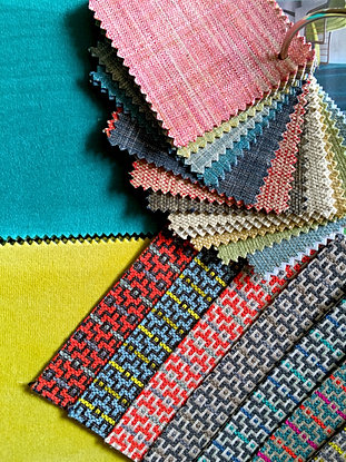 Grand choix de tissus d 39 diteurs l 39 atelier de mon tapissier - Editeurs de tissus d ameublement ...