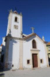 Capela de N.a S.a da Vitória. © Nuno Rocha, 2017. Arquivo O Riomaiorense.