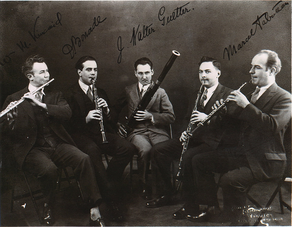 Philadelphia Orchestra Winds