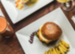 Brunch Cheeseburger
