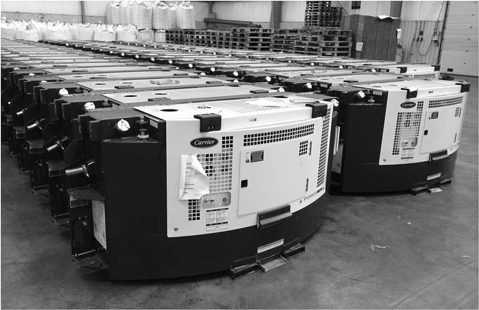 Long Beach Used Gensets