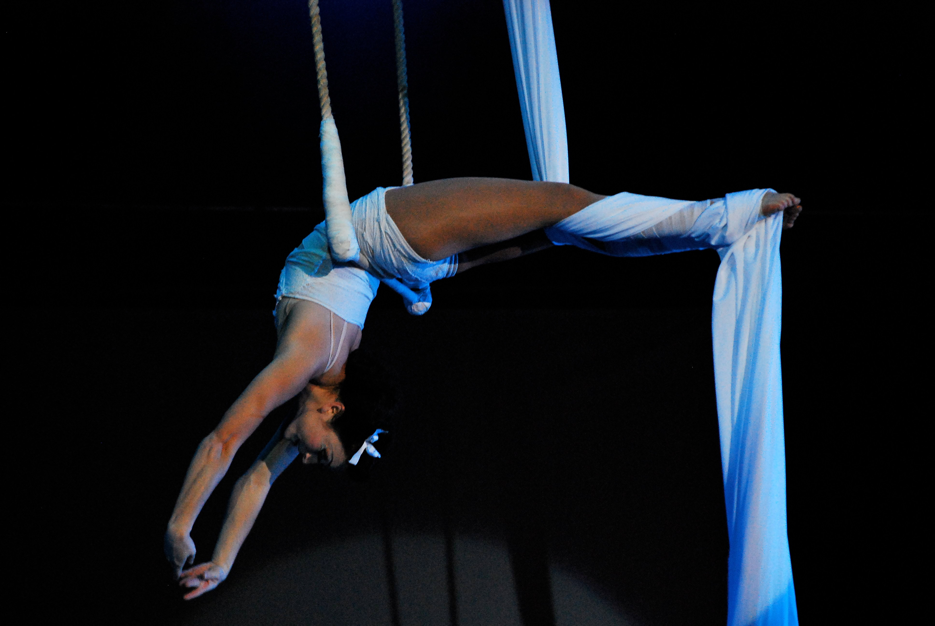 how to build a static trapeze