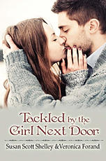 Tackled by The Girl Next Door | Susan Scott Shelley