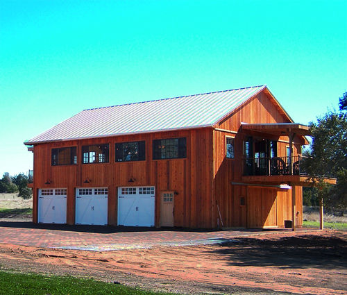 Barns and buildings by all phase nationwide custom Cost to build a house in texas