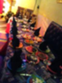 Egyptian food and entertainment, San Francisco