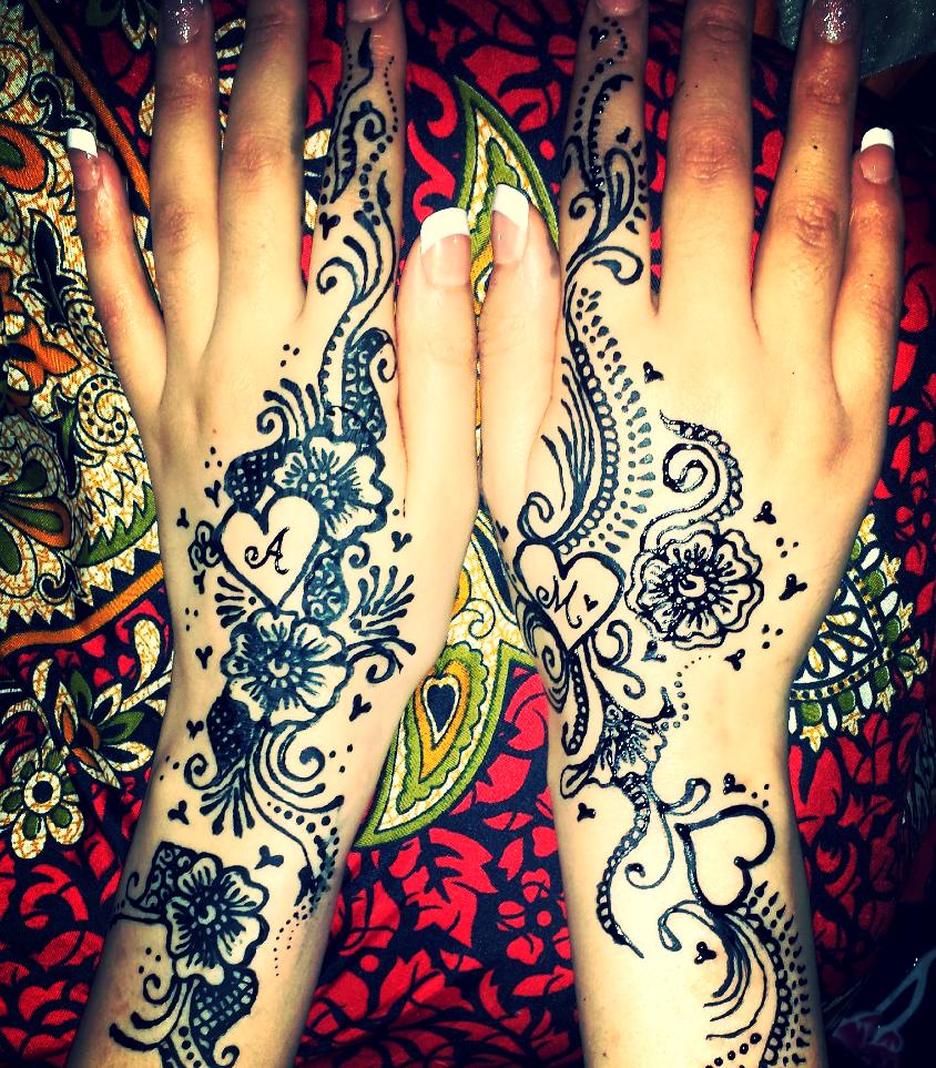 Mehndi Tattoo London : Henna artist london makedes