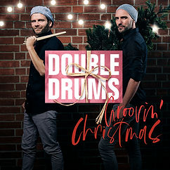 Double_Drums_Frontcover_Christmas_3000x3