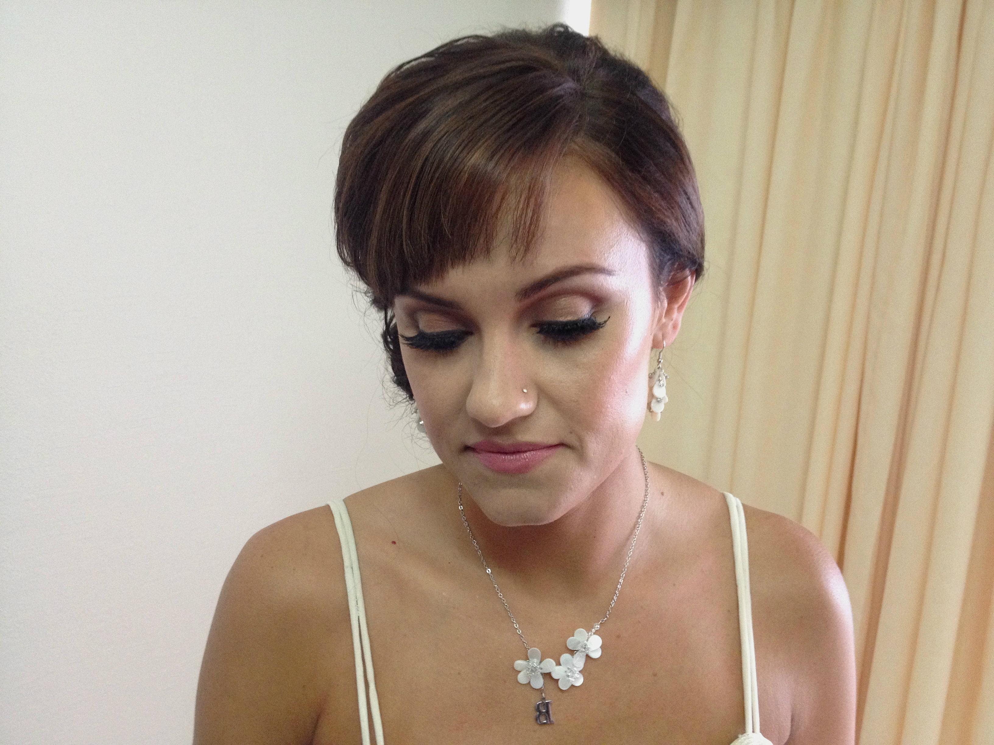 Destination Wedding Makeup Artist : Jamaican Bridal Makeup Artist Jamaican Bridal Makeup Artist