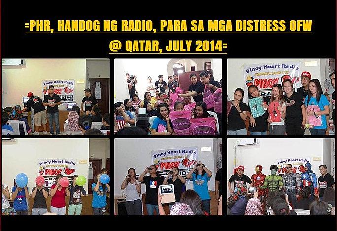 7 Distress OFW