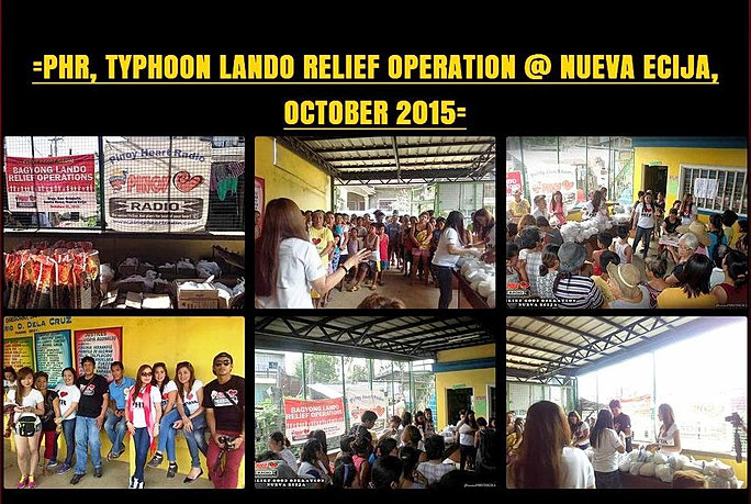 15 Typhoon Lando Nueva Ecija 2015