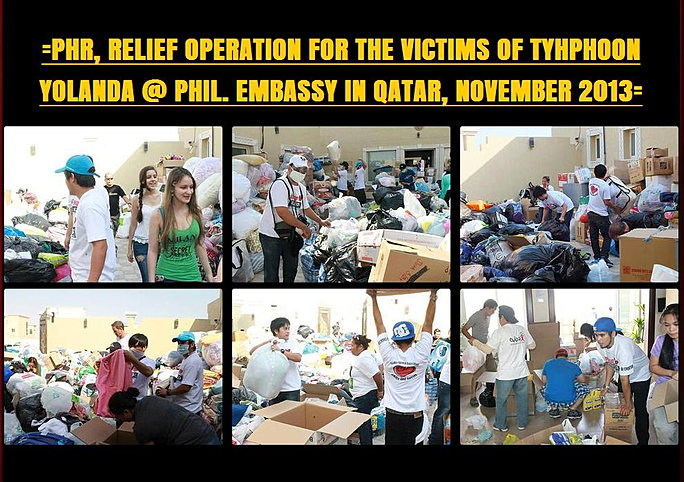 3 Embassy Relief Operation