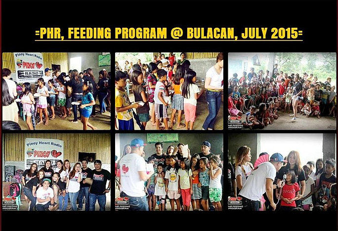14 Feeding Program Bulacan 2015