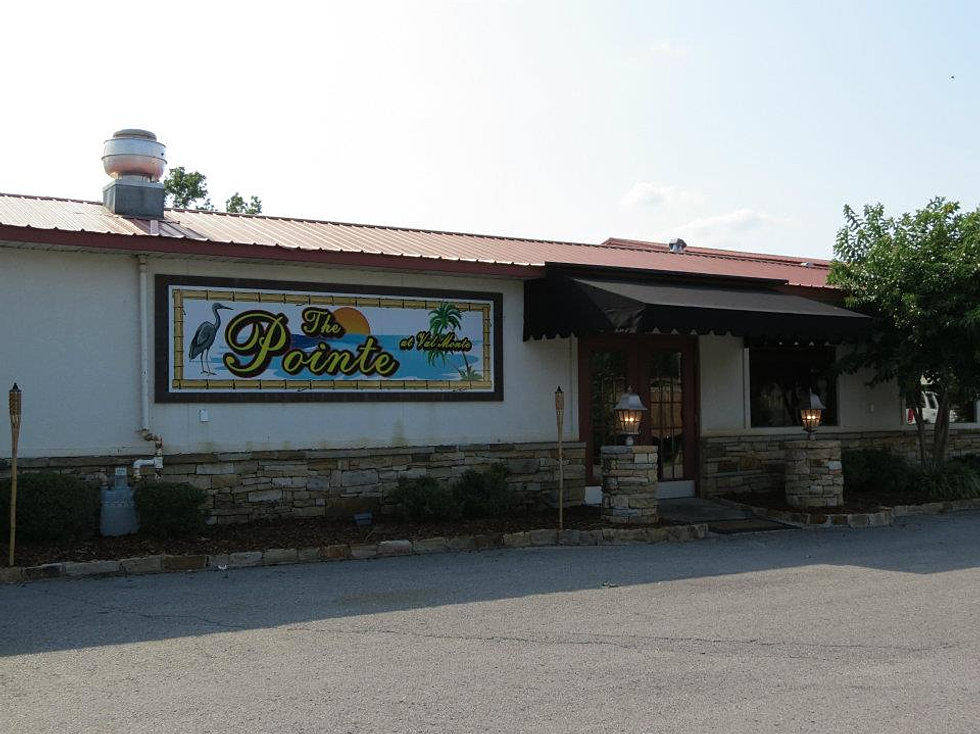 K C Coyote Cafe Guntersville The Pointe at Val Mont...
