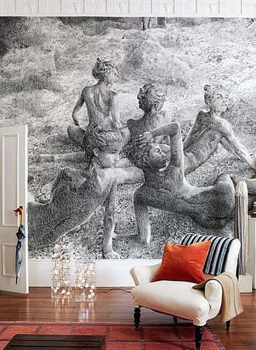 wallpaper wanderlust walls by peeters bypeeterscom - Walls By Design