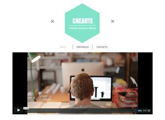 Diseñador gráfico Template - Brillante, atrevida y extravagante, esta plantilla es perfecta para diseñadores y artistas gráficos. Utiliza la galería circular para mostrar tu trabajo con estilo. Comienza a editar para construir tu presencia online.