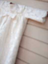 arsa baby doopkleding carefully handmade