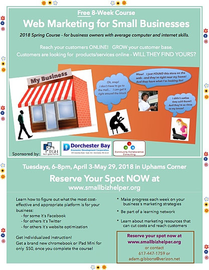flyer for web marketing for small business mersn proforum co