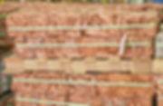 copper bricks