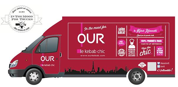 Kebab Chic En Version Food Truck OUR Vu Par Mylittleparis