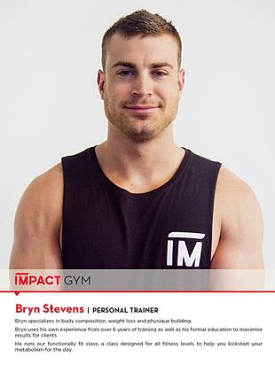 Impact Central Coast Gym