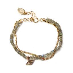 "Elise Tsikis: BRACELET ""ELIAS"" vert   Jewelry,Jewelry > Bracelets -  Hiphunters Shop"