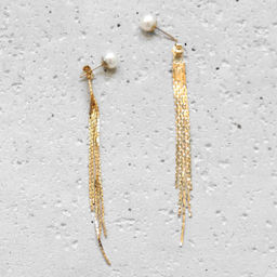 "Elise Tsikis: BOUCLES D\'OREILLES / EARRING ""ENES"" 