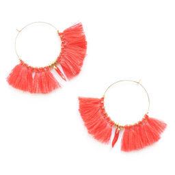 "Elise Tsikis: ""EREN"" piment - BOUCLES D\'OREILLES / EARRING | Jewelry,Jewelry > Earrings -  Hiphunters Shop"