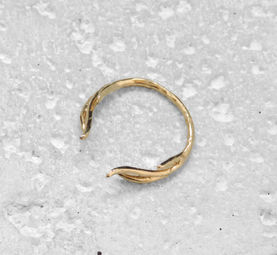 "Elise Tsikis: ""EREHA"" - BAGUE / RING 