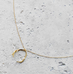 "Elise Tsikis: ""EREH"" - COLLIER / NECKLACE 