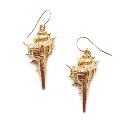 "Elise Tsikis: ""DAÏA"" - BOUCLES D\'OREILLES / EARRING | Jewelry,Jewelry > Earrings -  Hiphunters Shop"
