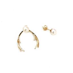 "Elise Tsikis: ""ERAH"" - BOUCLES D\'OREILLES / EARRING ""ERAH"" | Jewelry,Jewelry > Earrings -  Hiphunters Shop"