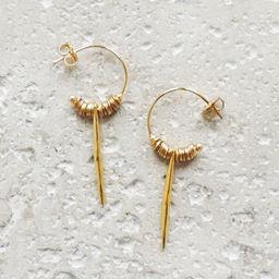 "Elise Tsikis: ""DALIA"" BOUCLES D\'OREILLES / EARRING | Jewelry,Jewelry > Earrings -  Hiphunters Shop"